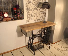 Singer Sewing-machine Table