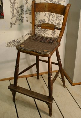 Clerk's Chair